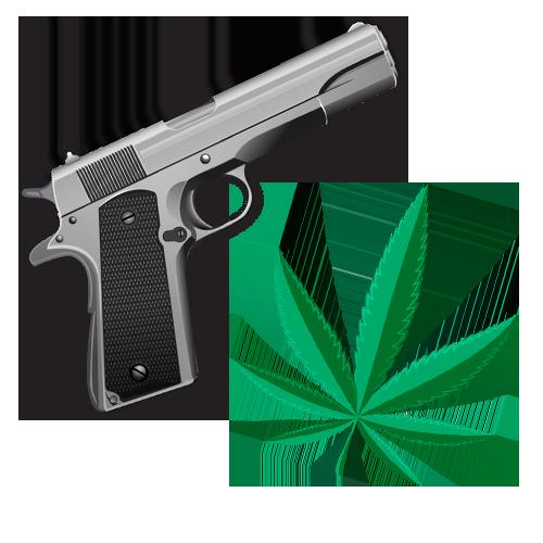 Drogen und Waffen oder lieber geordnetes Leben? Alles hat seine Vor- und Nachteile...